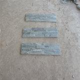 Abgezogener fertiger grüner Schiefer-natürlicher Stein