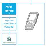カスタマイズされたプラスチック製品の携帯電話の携帯電話のプラスチックシェルのプラスチック注入の鋳造物