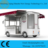 Caminhões de comida personalizados para pedidos de contribuição