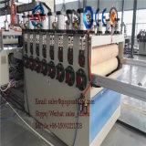 Macchina dell'espulsione della scheda della gomma piuma del PVC WPC