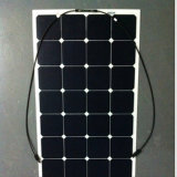 100watt 반 유연한 태양 전지판
