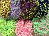 Mais guarnição do Pompon da escolha 20mm da cor para a decoração