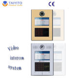 Дверной звонок Taiyito видео- для вилл/общины с функцией домашней автоматизации