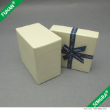 Zoll gedruckter quadratisches Papier-Verpackungs-Uhr-Kasten