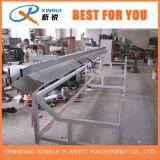 Cadena de producción plástica de madera del estirador del azulejo de suelo del PE