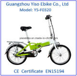 Vélo se pliant électrique de Myatu pour l'adulte