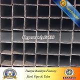 Tubo hueco soldado ERW cuadrado del acero de la sección de Q195 Q235 Q345