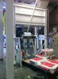 Vollautomatische PVC-Puder-Schneckenwellen-Ventil-Beutel-Füllmaschine