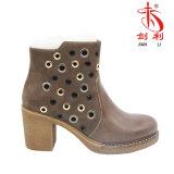 Gaines élastiques de cheville d'unité centrale de bonne qualité de rivet de mode de femmes (AB631)