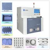 machine d'inscription de laser de la fibre 150W pour Keypadl inoxidable et aluminium