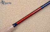 Pesca Rod Nano del pezzo fuso di esca del carbonio di Im12 Toray