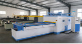 Machine de travail du bois de machine de presse de Membrance de vide de pression positive et négative