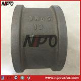 Тип задерживающий клапан вафли качания диска двойника (алюминиевая бронза)