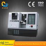 Ck63Lの高精度の低価格小型CNCの水平の旋盤機械