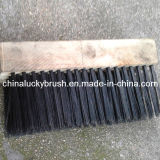 Деревянная щетка стального провода держателя полируя (YY-101)