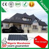 Steinfliese-gewölbtes Stahlblech für die Dach-Fliese populär in Indonesien