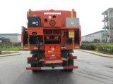 De Vrachtwagen van de sneeuwploeg 4X2
