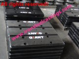 Gabelstapler-/Kran-Gewicht-Gussteile