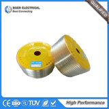 O sistema pneumático hidráulico da câmara de ar da engenharia parte a tubulação dos encaixes de mangueira TPU