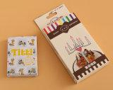 коробка профессиональной свечки высокого качества изготовления изготовленный на заказ упаковывая