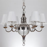 Candelabro do ferro com Crystal Decoration (SL2095-6)