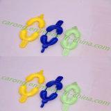 Bandeja dental de la impresión de la espuma plástica disponible de Fuoride de la alta calidad