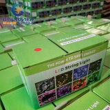 2016 새로운 디자인 선물 상자 연결할 수 있는 LED 끈 빛