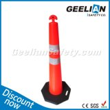 Heavy Duty Guide Delineator Plastic Post with Chains