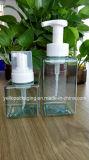 De vierkante Plastic Fles van de Fles voor Gezichts Schoonmakend Schuim