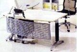 비용 효과적인 위원회 목제 행정상 책상 사무실 책상 (ST-702)