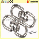 Rigging Hardware Orelha e Olho Drop Forged Link Anchor Chain Swivel G-402