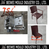 Molde plástico modificado para requisitos particulares de la silla de la rota de la nueva inyección del diseño con los apoyabrazos