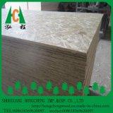 Linha de produção OSB impermeável/barato OSB/placa de OSB classe OSB da mobília
