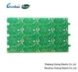 2 Layer Hal PCB con la máscara de soldadura Verde