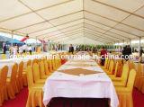 300 Leute-grosses Hochzeits-Zelt mit Dekoration