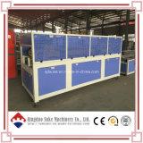 Linha de produção da extrusão do painel da placa da parede da decoração do PVC