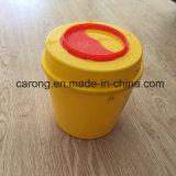 De medische Beschikbare Scherpe Bak van de Container
