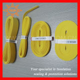 Printable Yellow Cable Marker Sleeve