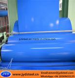 El tipo de acero de la bobina y el tratamiento superficial cubierto galvanizaron las bobinas de acero