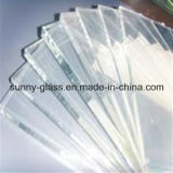 vidro ultra desobstruído de 1-12mm para o edifício
