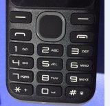 Téléphone mobile de petit de SIM d'usine vieux téléphone mobile bon marché en attente duel duel en gros de vieil homme : 888#