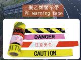 Dispositif avertisseur de polyéthylène haute densité