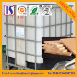 Colagem branca adesiva branca da emulsão do OEM Vae para o funcionamento de madeira