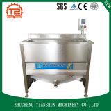 Olio-Acqua semiautomatica che si mescola friggendo la friggitrice della carne e della macchina che frigge macchina