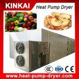 Aire caliente cámara de secado Tipo de Frutas y Verduras Secadora