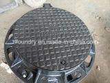 Сверхмощное Circular Manhole Cover с Round Frame (DN600)