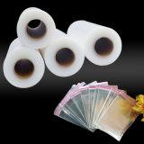 Пластичная прозрачная упаковывая пленка обруча