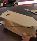 Machine de découpage en carton ondulé de carton de cadre de carton à vendre l'empaquetage faisant la machine