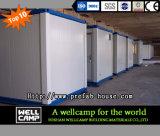 Wellcamp bewegliches Versandbehälter-Haus