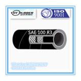 Boyau R3 hydraulique à haute pression de SAE 100